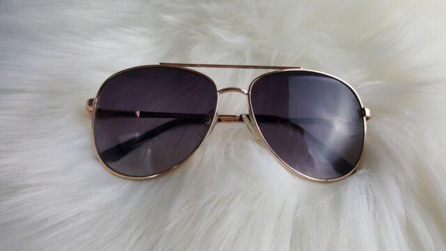 3dd6170442ed1 Lucky Brand Aviator Sunglasses 100% UVA UVB Protection D909 58-14-138