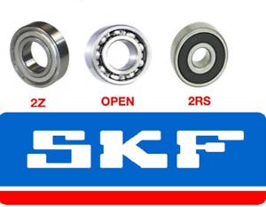 SKF Bearing 6000 6312 Series 2Z ZZ 2RSH Open 2RS CHOOSE SIZE