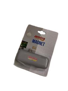 Motivated Amtra Magnet Per Pulizia Vetro Acquario Calamitato Small & Medium A Great Variety Of Models