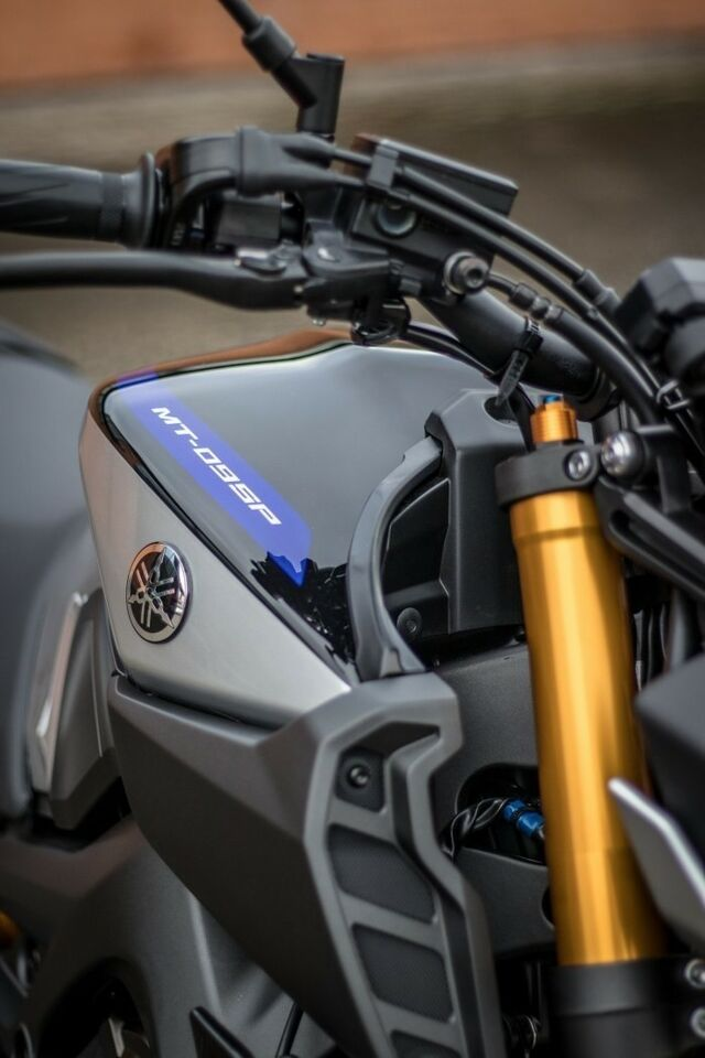 Yamaha, Yamaha MT-09 SP, 850