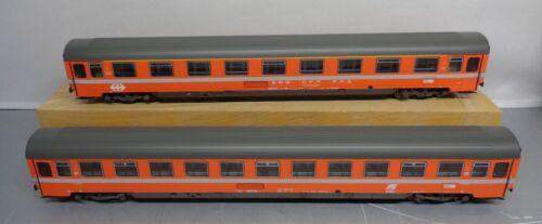 L.S.Models H0 LC97011 Personenwagen-Set Eurofimawagen SBB//FS Ep IV-V  NEU /& OVP