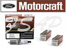 Set of 6 Original Motorcraft Spark Plug SP411 - Platinum Spark Plug AYFS22FM