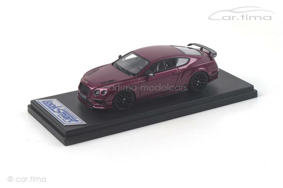 Bentley Continental  Super Ports-Magenta-LOOKintelligent - 1 43 - LGBT 012b  rentable