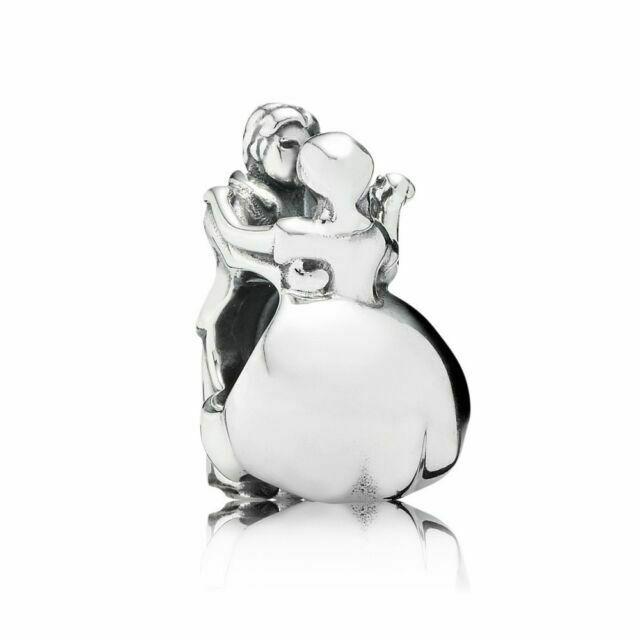 Authentic PANDORA 925 Sterling Silver Charm First Dance Wedding 791396