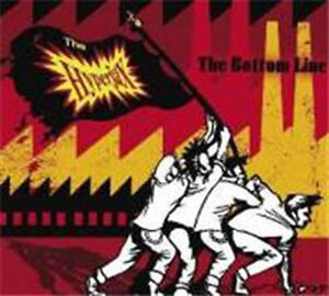 HYPERJAX-The-Bottom-Line-CD-Psychobilly-Rockabilly-Punk-NEW-Raucous-Records
