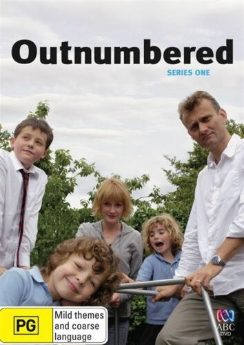 1 of 1 - Outnumbered : Series 1..REG 4..NEW & SEALED   DVD59