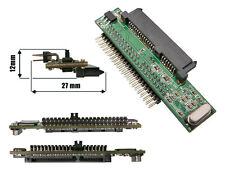 Convertisseur Adaptateur SATA - IDE 2.5 44 - Connecteurs dans l'axe