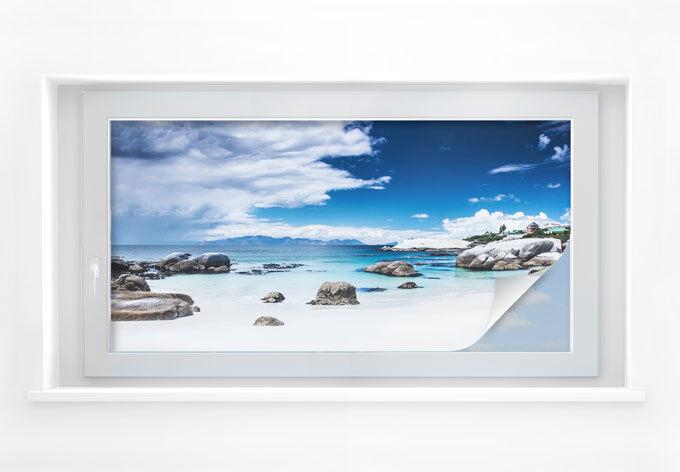 Sichtschutzfolie Western Cape - Panorama