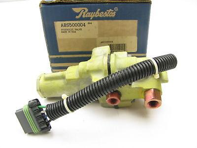Raybestos ABS500003 ABS Anti-lock Brake Modulator Valve 1988 Ford Bronco II