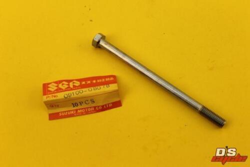 Details about  /NOS SUZUKI 1979 TS185 CRANKCASE BOLT 8x120 PART# 09100-08078