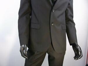 herren begrenzte garantie begrenzter Preis Details zu Herren Anzug Ferentino 45 % Schurwolle Schwarz Nobel Model SALE  nur Jetzt