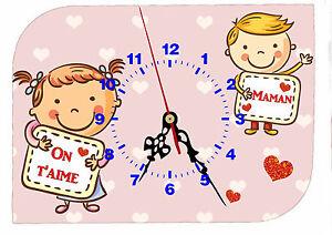 horloge-fete-des-meres-bonne-fete-maman-avec-prenom-personnalisable-ref-FM-53