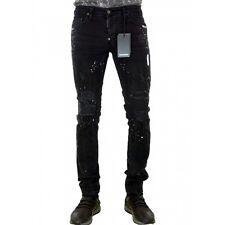DSQUARED 2 Jeans da Uomo Nuovo Di Zecca Taglia 52