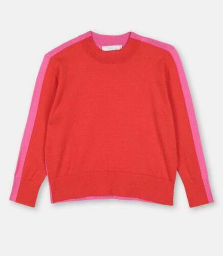 Stella Mccartney Fine Malha Jumper Meninas 2Y Com Corações suéter pulôver
