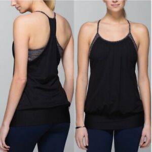 Lululemon-No-Limits-Tank-Top-Black-Wee-Are-From-Space-Cashew-Size-6