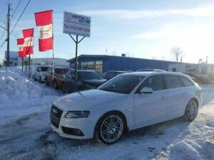 2012 Audi A4 2.0T Premium Plus 4dr AWD 4 Door Wagon