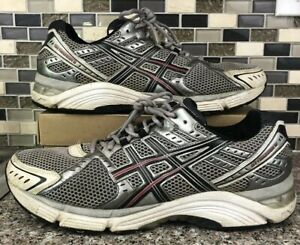 asics mens running shoes size 13