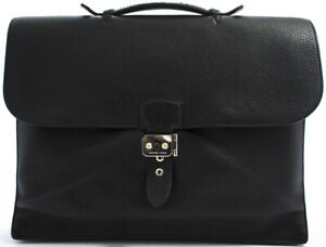 HERMES-SAC-A-DEPECHE-38-BRIEFCASE-AKTENTASCHE-BAG-DOCUMENT-CASE-BUSINESS-TASCHE