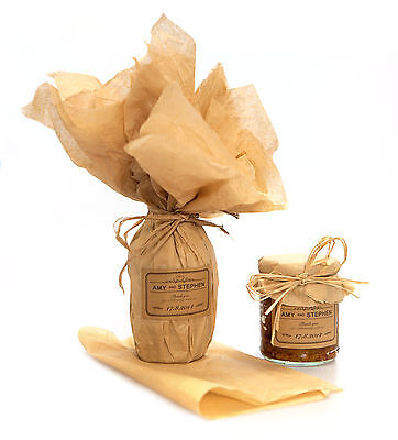 Brown Kraft Tissue Paper (pack of 10 sheets ) ideal for gift wrapping