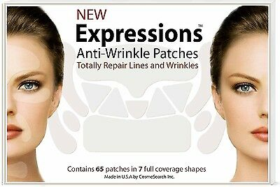 Expressions Anti-Wrinkle Patches (Full Coverage)
