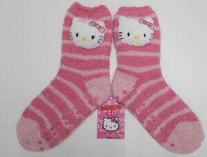 Hello Kitty Calcetines Rosa Niñas 7 - 10 Años