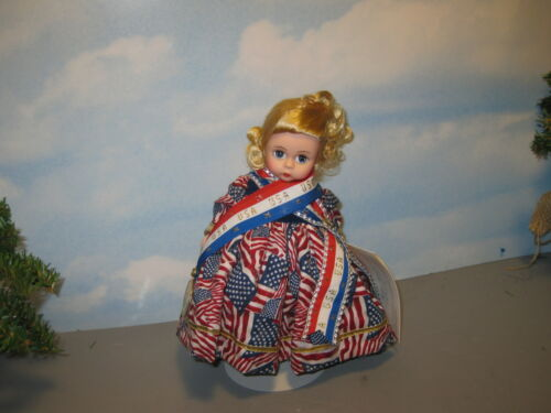 Madame Alexander Wendy Salutes the Olympians #86005 MIB