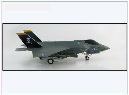 """NEUF 4//20 /& HOBBY MASTER 1:72 Ha6203 Lockheed f-35c US NAVY /""""pôles Test SCHEME/"""""""