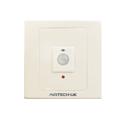 Pir Motion Sensor And Timer Switch Inline Extractor