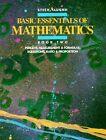 Basic Essentials of Mathematics: Book Two, Percent, Measurement & Formulas, Equations, Ratio & Proportion by James T Shea (Paperback / softback, 1991)