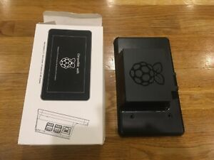 """Raspberry Pi Case for use with Raspberry Pi 7""""Touch Screen"""