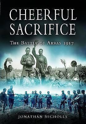 1 of 1 - Cheerful Sacrifice by Jonathan Nicholls (Paperback, 2005)