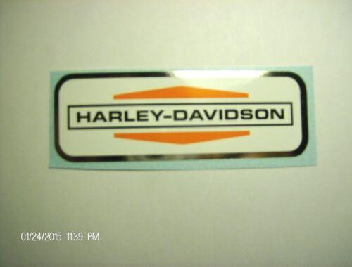 HARLEY DAVIDSON 1970 XL Sportster Gas Tank Decal Sticker 61768-70 HD