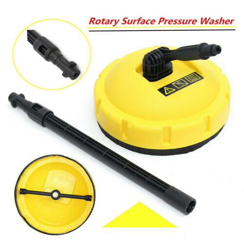 Pressure Washer Tools for K Series Deck Wall Patio Surface Cleaning