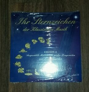 CD ihr sternzeichen der klassischen Musik Edition 4 Neu - Deutschland - CD ihr sternzeichen der klassischen Musik Edition 4 Neu - Deutschland