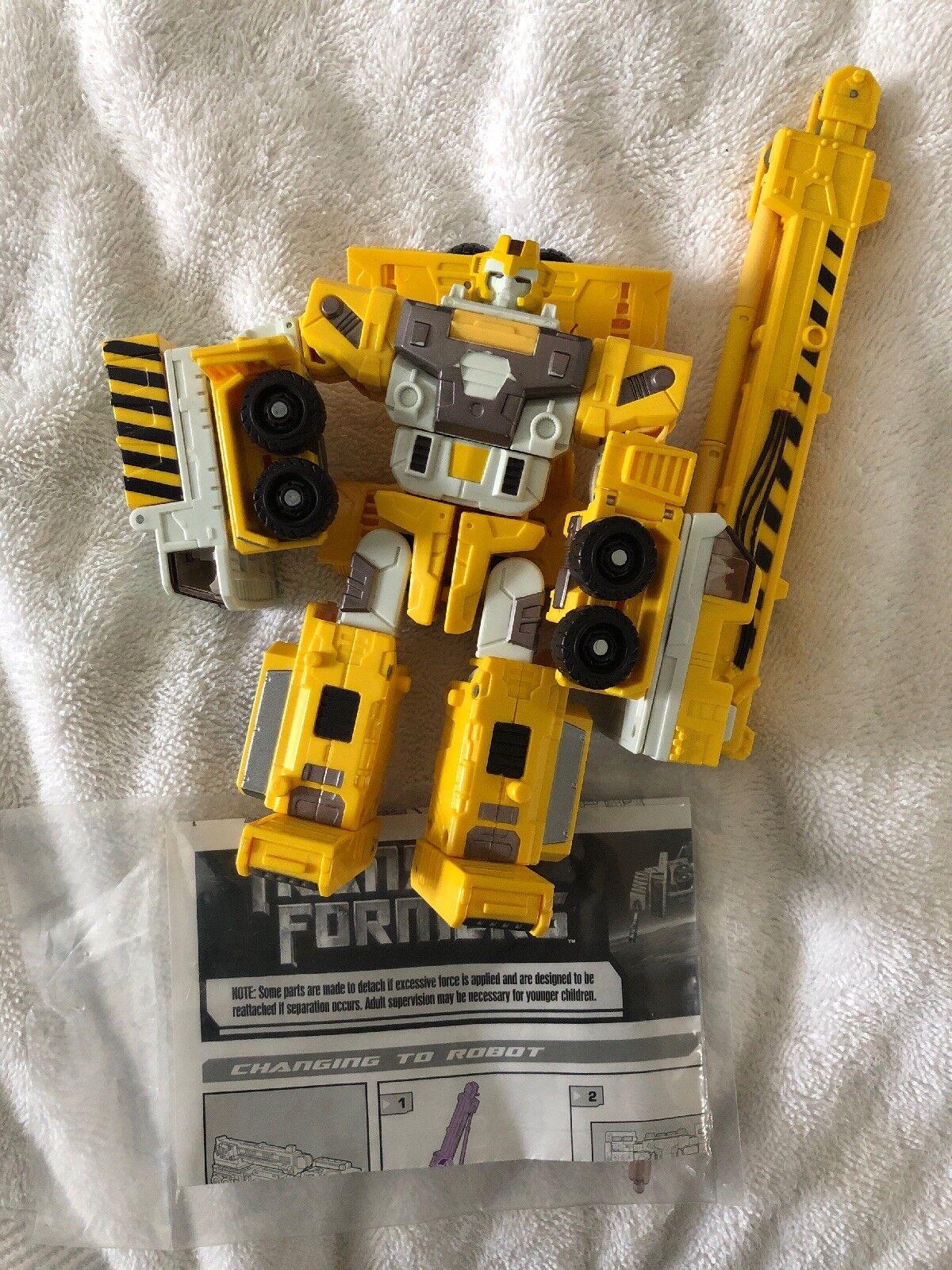 Transformers Transformers Transformers LOT of 6 (six) 5a768d