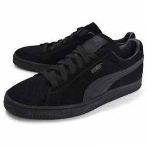 4d560bfa64df Puma Suede Classic Black New N Box Casual Sneakers For Men s ...
