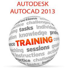 Autodesk AUTOCAD 2013 - Video Training Tutorial DVD