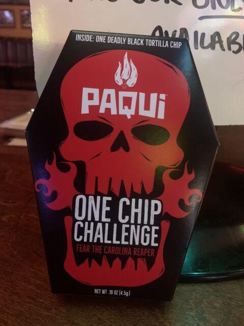 Paqui One Chip Challenge Carolina Reaper Madness
