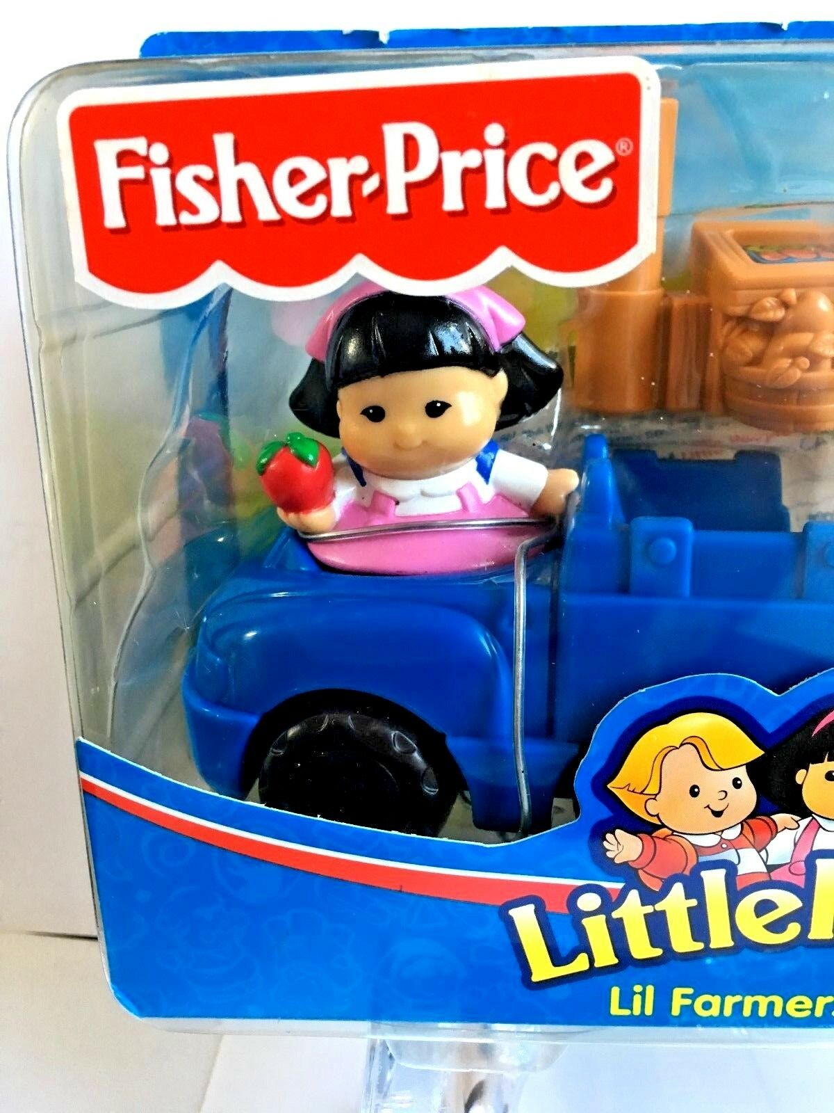 FISHER PRICE PRICE PRICE LITTLE PEOPLE Lil FARMERS MARKET    SEALED 485078