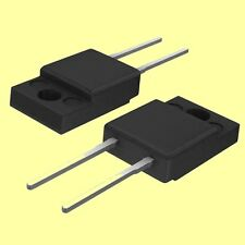 2 pcs BYV29FX-600 WEEN  Ultra Fast Diode  600V  9A  17,5ns  TO220F-2  NEW