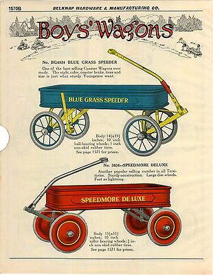 1932 PAPER AD Speedmore Walker Car Auto Automobile Jack