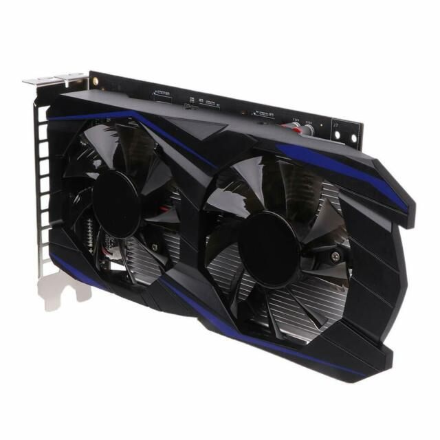 GTX960 4GB 128bit Gaming Video Graphics Card With Dual Cooling Fan US