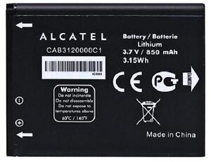 New Oem Alcatel Cab3120000c1 510a Ot 800 Ot 880a Ot 710d