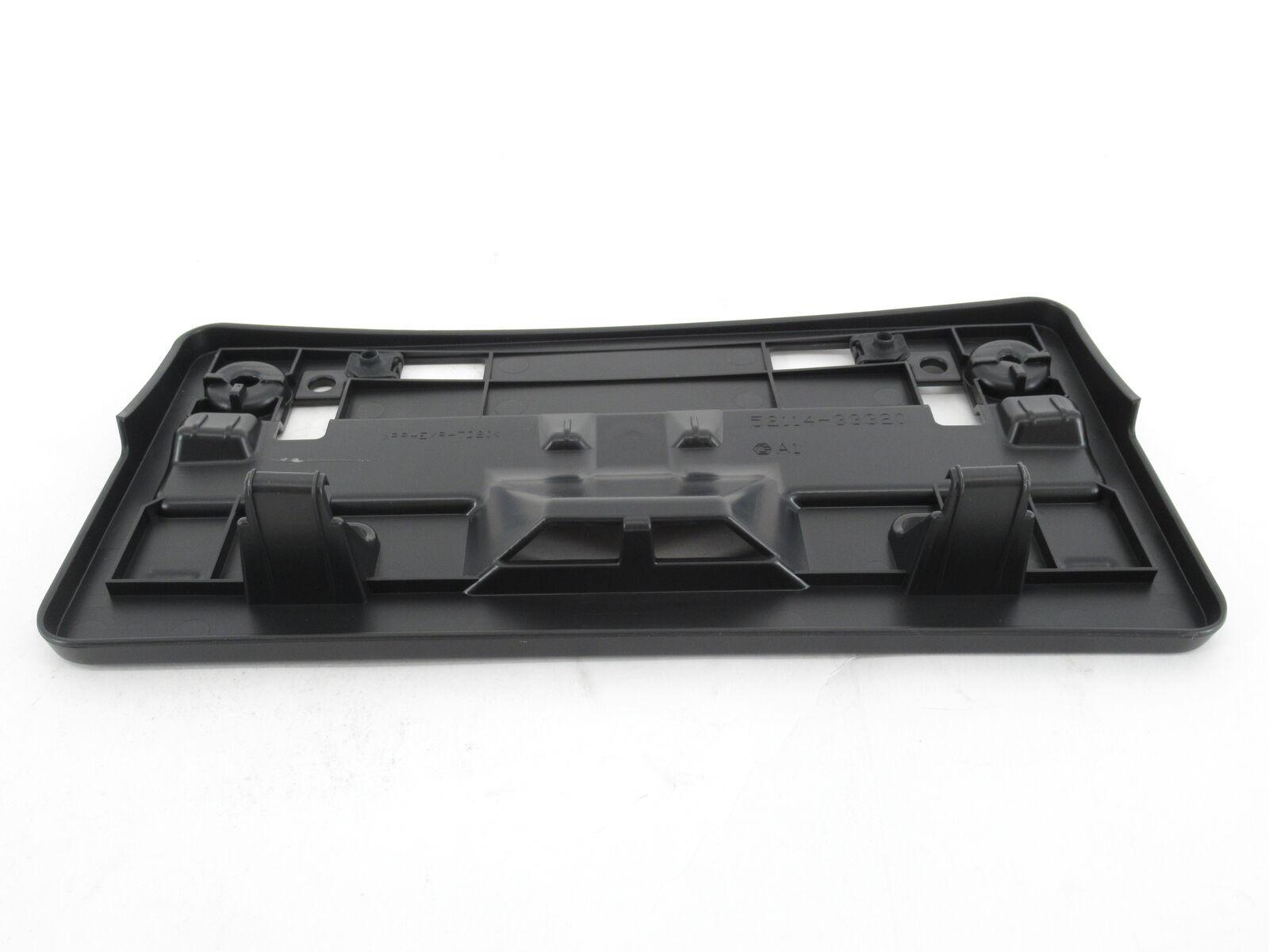 Genuine OEM Lexus 52114-33320 Front License Plate Bracket 2013-15 ES300h /& ES350