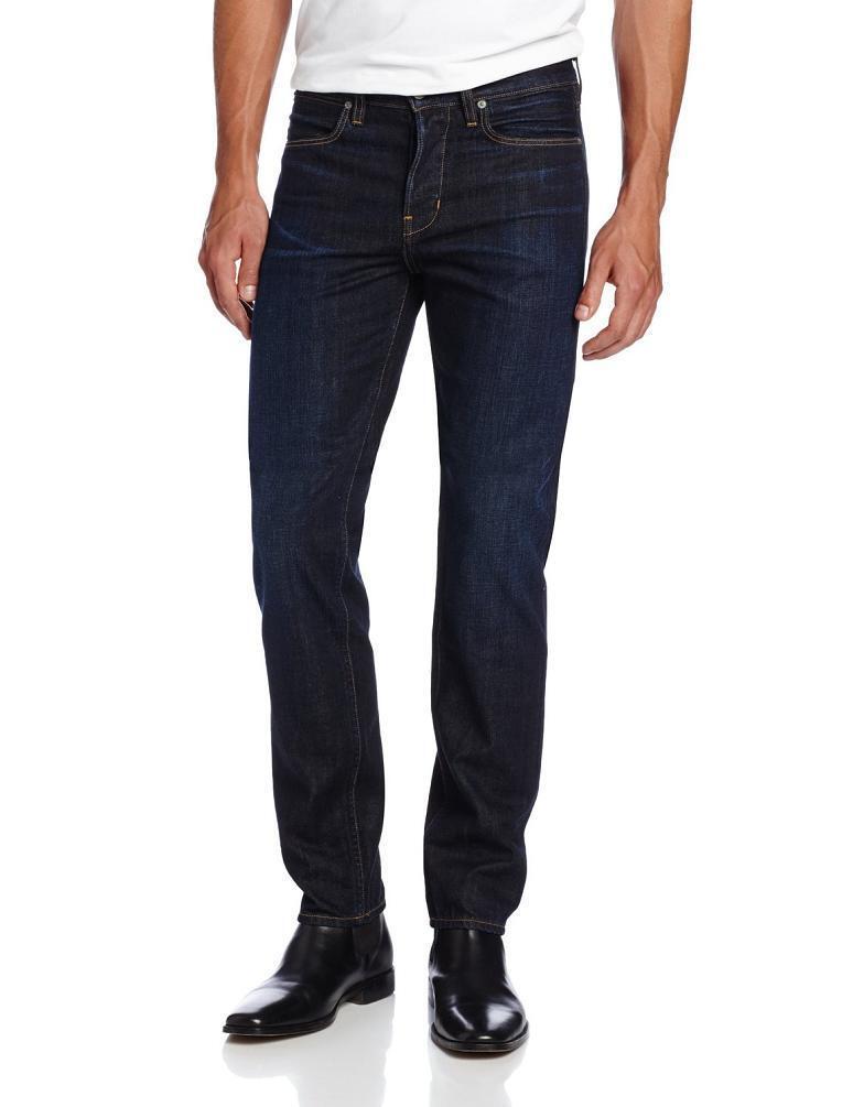 Paper denim&cloth 1968 Men's Slim Skinny Jeans Rare MADE IN USA NEW 32x34