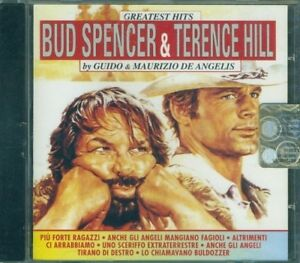 Bud-Spencer-amp-Terence-Hill-Greatest-Hits-Oliver-Onions-Cd-Perfetto