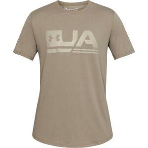 Under-Armour-Herren-ua-Sportstyle-Drop-Hem-Kurzarm-T-Shirt-1329617