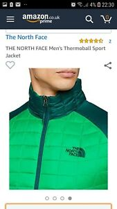 Caricamento dell immagine in corso THE-North-Face-Men-039-s-Thermoball -Sport- ebe5a92c13e5