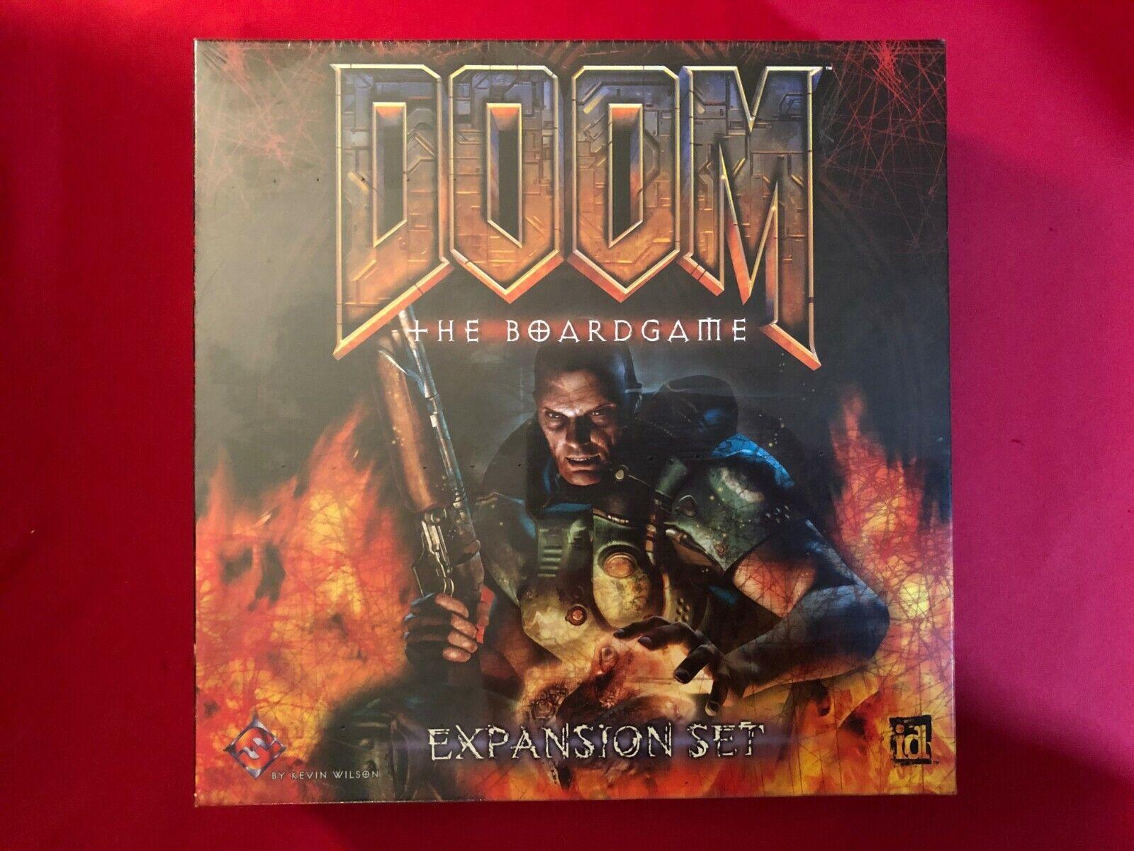 Doom the BoardJuego expansión set nuevo en lámina juego de mesa New