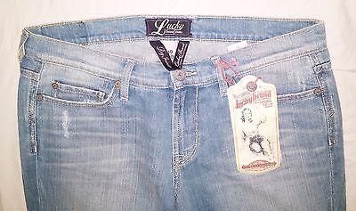 LUCKY BRAND Jeans - Womens Sweet N Low Neopolitan ($99 Retail) 10